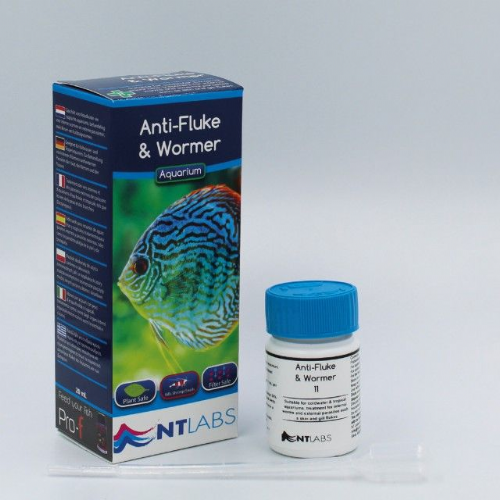 NT Labs Anti-Fluke & Wormer 20ml